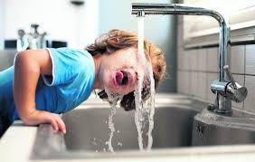 Drink kraanwater